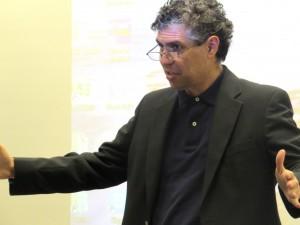 Clemson Extension agent Wilder Ferreira teaches financial management for farmers. Image Credit: Scott Miller